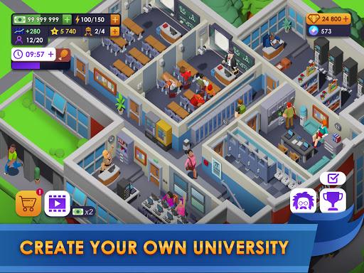 University Empire Tycoon - Idle Management Game 0.9.5 screenshots 8