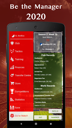Be the Manager 2020 - Soccer Strategy  Screenshots 6