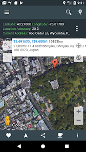 My Location: GPS Maps, Share & Save Locations v2.982 [Pro] 2