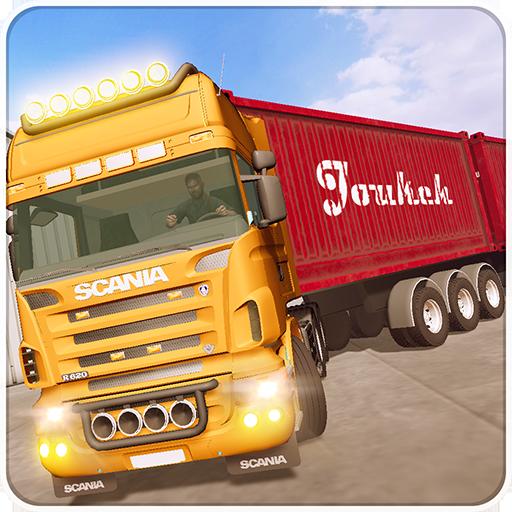 Težak tovornjak Simulator 2019: Euro Long Trailer