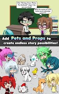 Pocket Chibi – Anime Dress Up Apk Download 2021 4