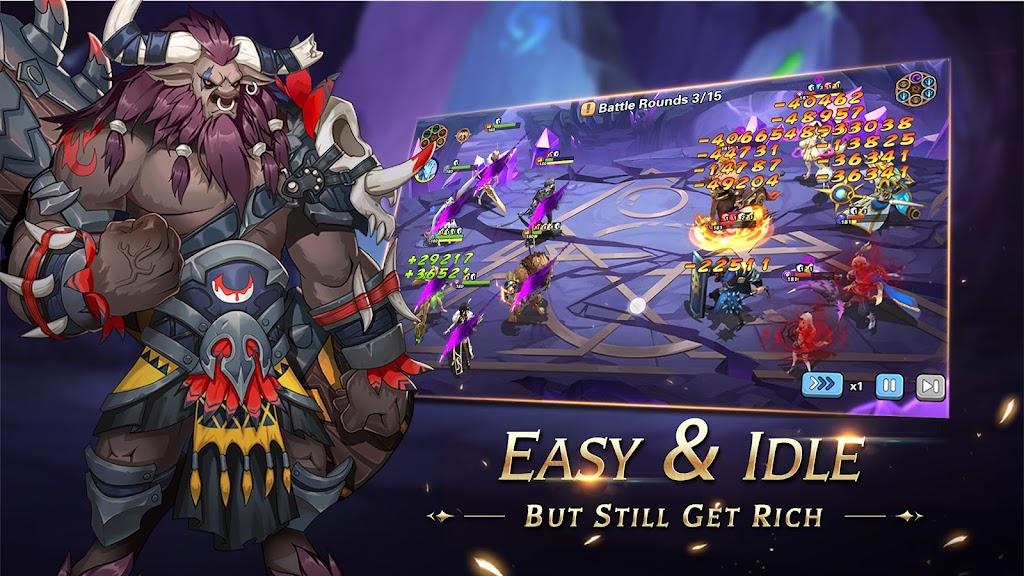 Immortal Summoners - Choice of Destiny poster 3