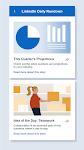 screenshot of LinkedIn: Jobs, Business News & Social Networking