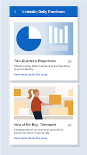 LinkedIn: Jobs, Business News & Social Networking 4.1.596 Screenshots 8