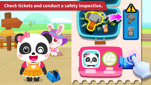 Baby Panda's Train 8.48.00.01 screenshots 9