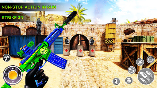 Gun Strike 3d Shooter: Special Commando Shooting 0.8 screenshots 11