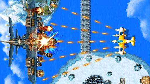 Strike Force- 1945 War 5.4 screenshots 4