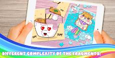 女の子のためのカワイイパズルゲーム Kawaii Puzzles Game Girlsのおすすめ画像3