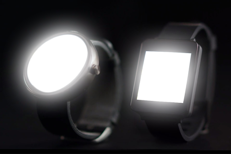 Lampe De Poche - Wear OS (Android Wear) Capture d'écran