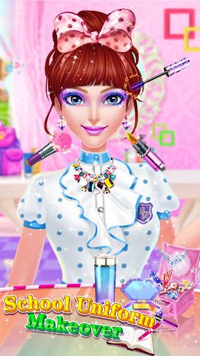 ud83cudfebud83dudc84School Uniform Makeover  screenshots 7