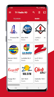 TV Radio RD - Television and Radio Dominican