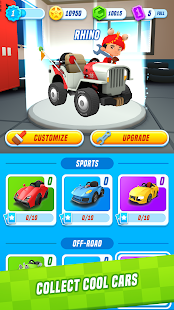 SuperCar City Screenshot