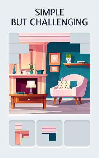 Creative Puzzles: Jigsaw Game 2.1 screenshots 11
