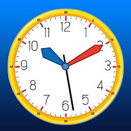Apprentissage de l'horloge pour enfants