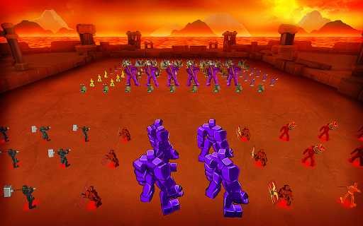 Epic Battle Simulator apkmr screenshots 3