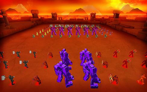 Epic Battle Simulator MOD (Unlimited Diamonds/Unlocked) 3