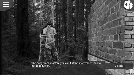 The Darkest Woods: Horror quest  screenshots 2