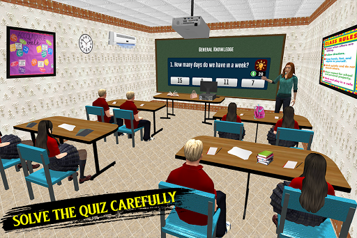 High School Boy Simulator: School Games 2020 android2mod screenshots 10