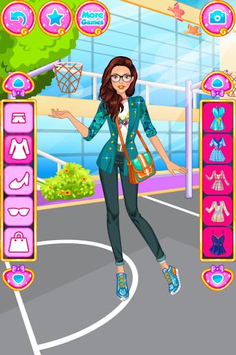 High School Dress Up For Girls 1.2.0 screenshots 5