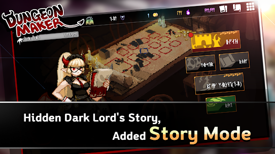 Dungeon Maker Mod Apk (Free Shopping) 2