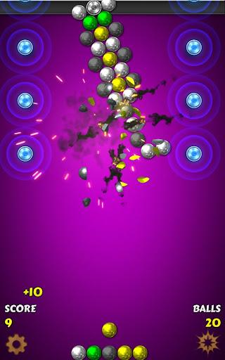 Magnet Balls 2 Free: Match-Three Physics Puzzle  screenshots 14