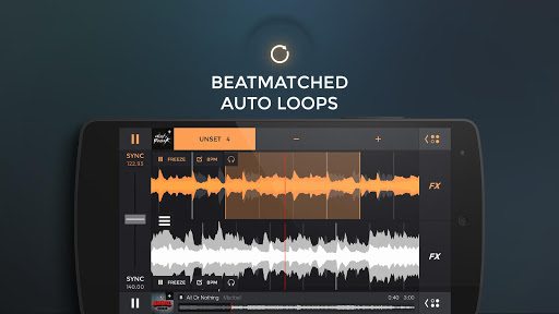 edjing PRO LE - Music DJ mixer  Screenshots 2