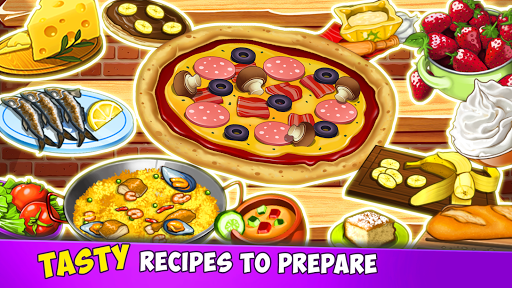 Tasty Chef - Cooking Games 2021 in a Crazy Kitchen 1.5.5 screenshots 12