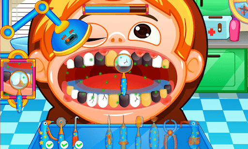 Fun Mouth Doctor, Dentist Game 2.64.2 screenshots 14