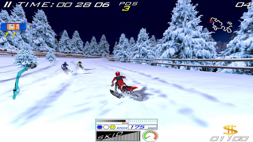 XTrem SnowBike 6.8 screenshots 4