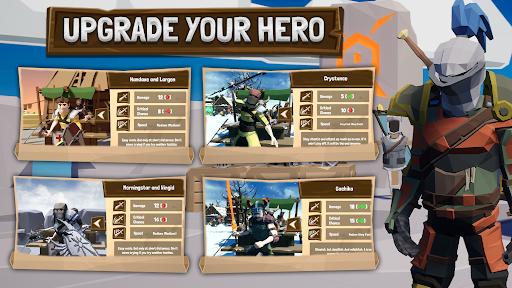 Code Triche Sword of Glory: Skill Based RPG APK MOD (Astuce) screenshots 1