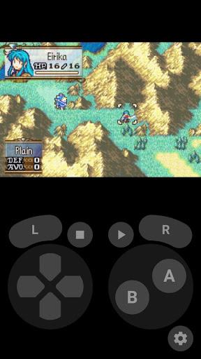 GBA Emulator screenshots 4