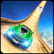 APK Mega Ramp Car Simulator Game- New Car Racing Games