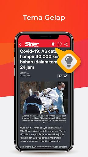 Sinar Harian - Berita Terkini  Screenshots 5