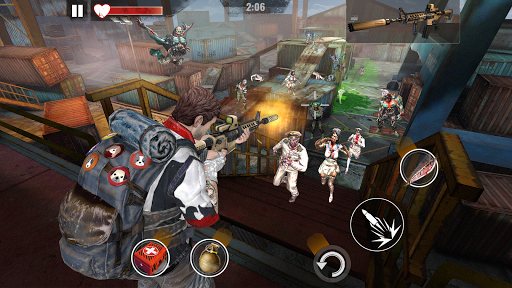 ZOMBIE HUNTER  screenshots 9