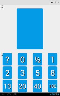 Agile Planning Poker