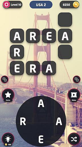 Word Explore: Travel the World 1.6 screenshots 3