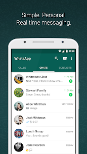 WhatsApp Messenger Apk for Android 1