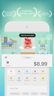 Fortune City - A Finance App Screenshot