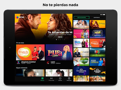 Univision Now: Univision y UniMás sin cable