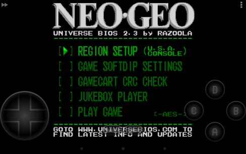NEO.emu Mod Apk 1.5.51 (Mod/Paid) 6