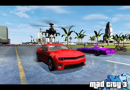 Mad City Crime 3 New stories 1.42 APK Mod [Unlimited] 2
