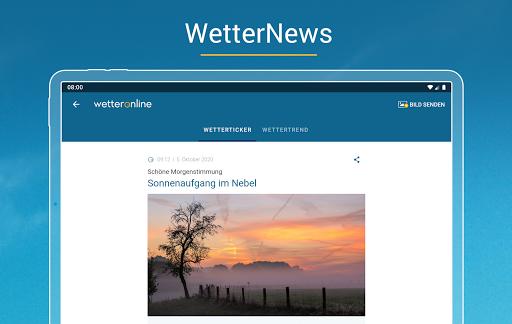 RegenRadar - Vorhersagen & live Wetterradar  screenshots 21