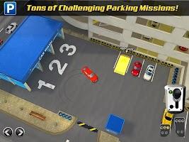 Multi Level 3 Car Parking Game