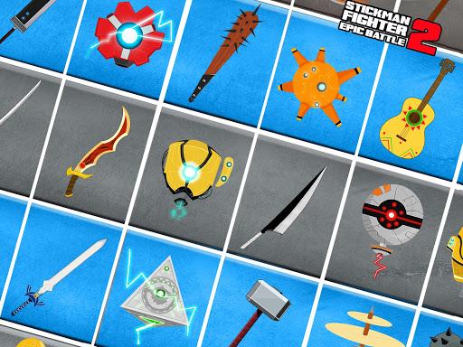 Stickman Fighter Epic Battle 2  screenshots 18