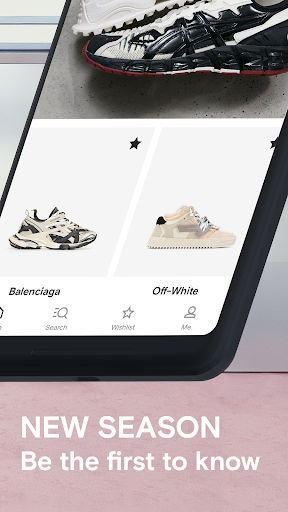 Farfetch - Shop Designer Clothing & Fall Fashion 4.4.1 Screenshots 3