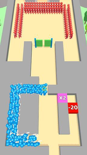 Roller Raid apktreat screenshots 2