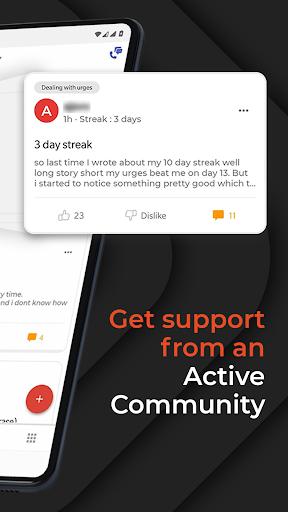 BlockerX - Porn Blocker,Quit Porn & Do Safe Search  Paidproapk.com 2
