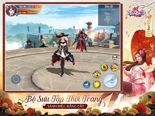 Tu00ecnh Kiu1ebfm 3D - Tu00e2n Thu1ebf Giu1edbi 1.0.43 screenshots 12