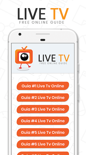 Foto do Live TV All Channels Free Online Guide