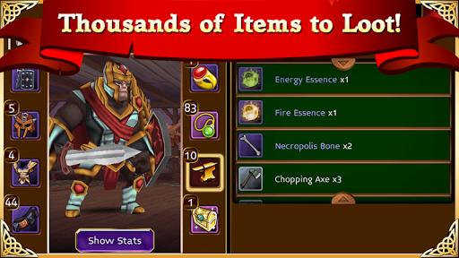 Arcane Legends MMO-Action RPG  screenshots 14